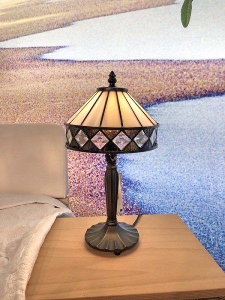 Tisch-Lampe Tiffany - Style