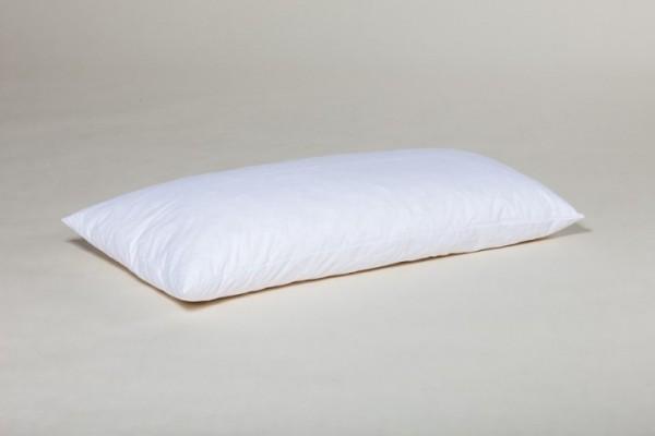 Nackenstützkissen, weiß 40x80cm